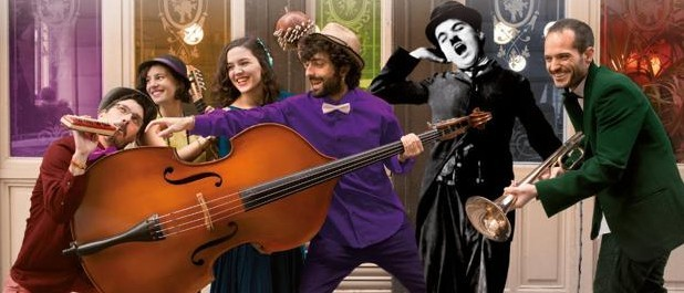 Música para el mundo mudo de Charlie Chaplin de Asociación ReDoMi