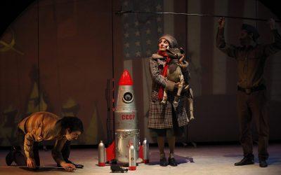 Laika de Xirriquiteula Teatre