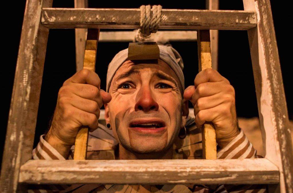 Pinocchio, una historia delirante de Canti Vaganti.