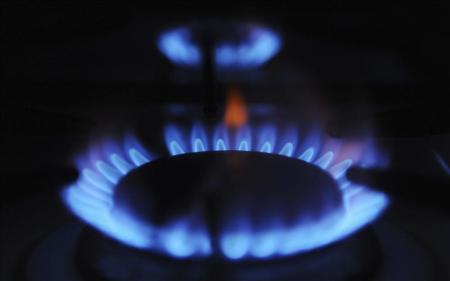 El gas se consume menos por culpa del buen tiempo. FOTO: EFE