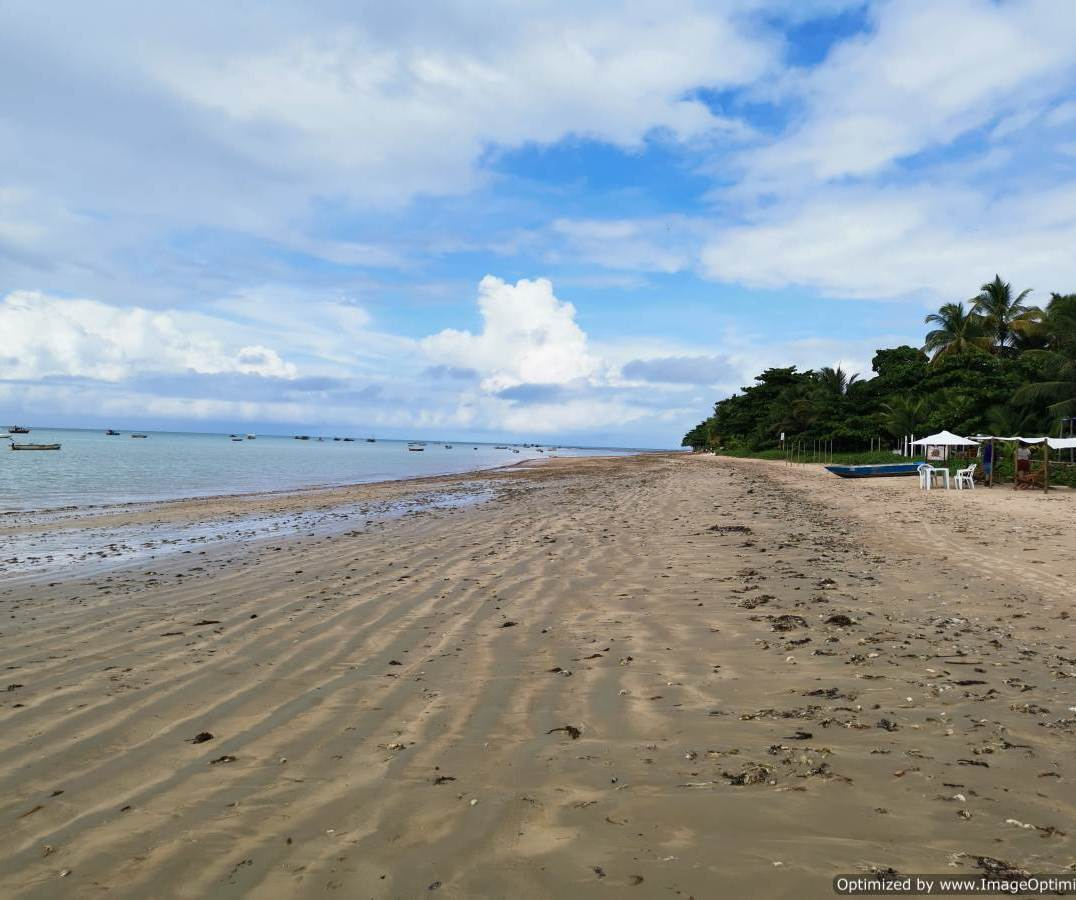 playa solo si baja la marea,