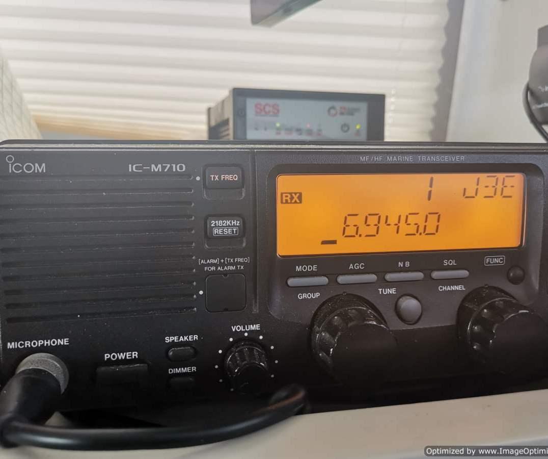 Radio BLU y Módem