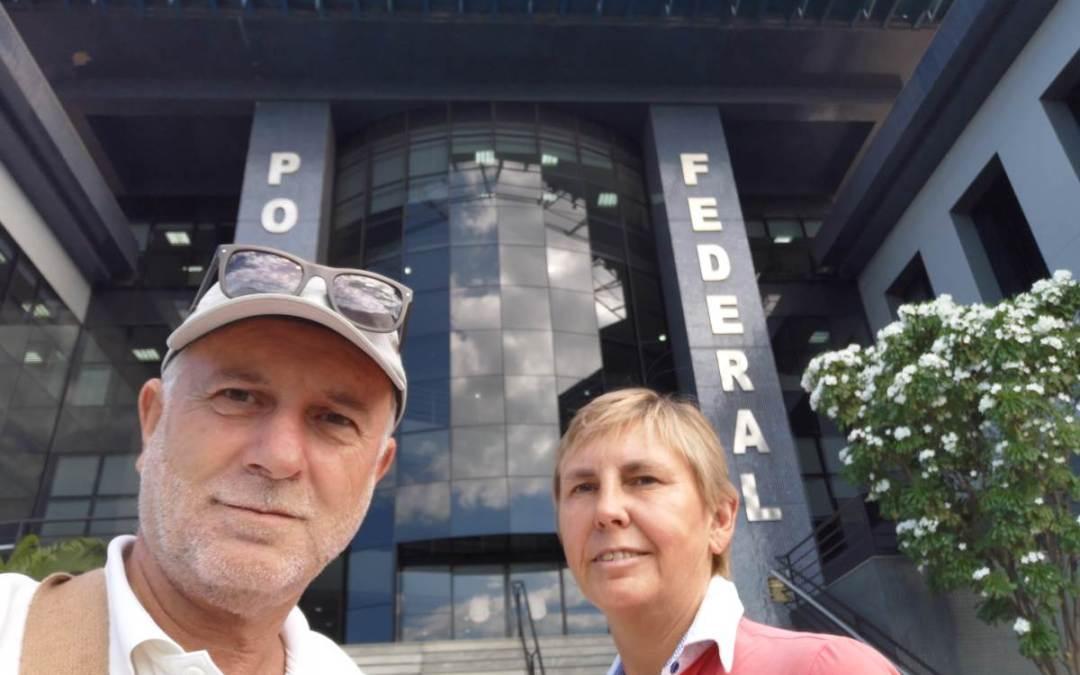 56 Sobrevivimos a la burocracia de Brasil