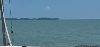 las Islas có se ven al llegar en barco