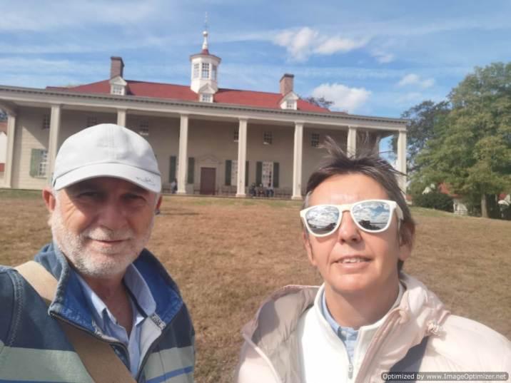Mount Vernon, la granja de George Washington