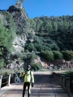 En el puente sobre el Turia