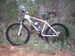 La bici de Damián