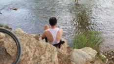 Baño en el Turia