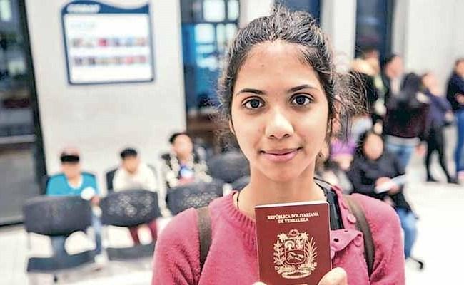 Migraciones No Les Pedirá Pasaporte