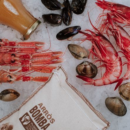 el pescador home tienda online pack paella el pescador