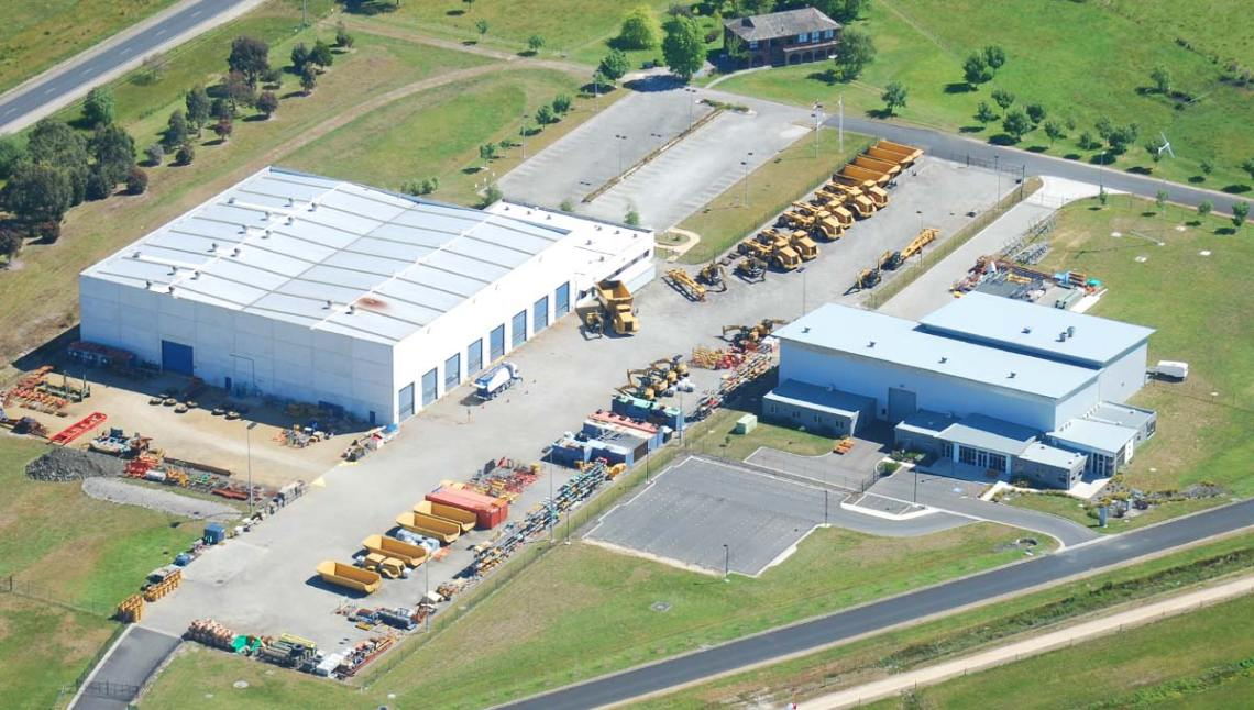 Elphinstone Pty Ltd Terra Nova Facility