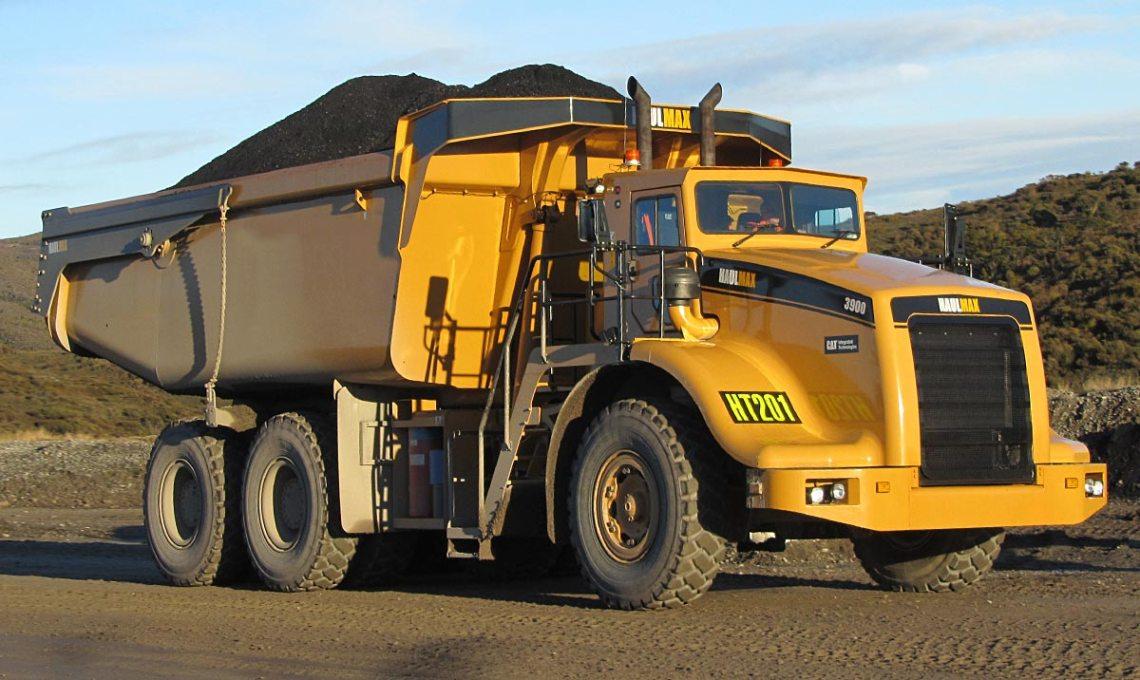 Haulmax 3900 Dump Truck