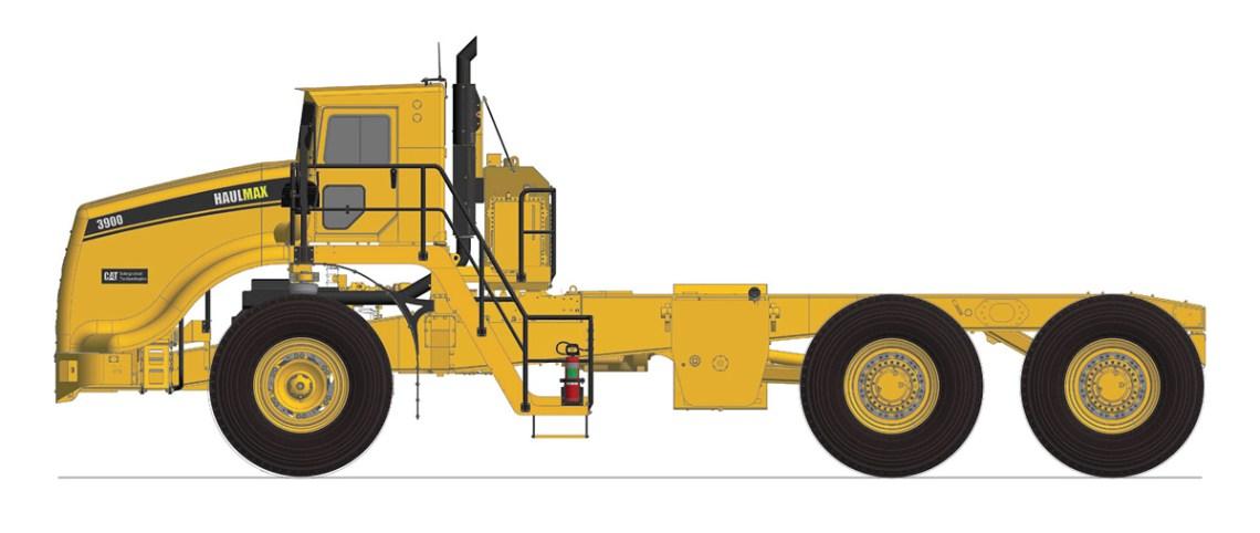Haulmax 3900 Series Off-Highway Truck