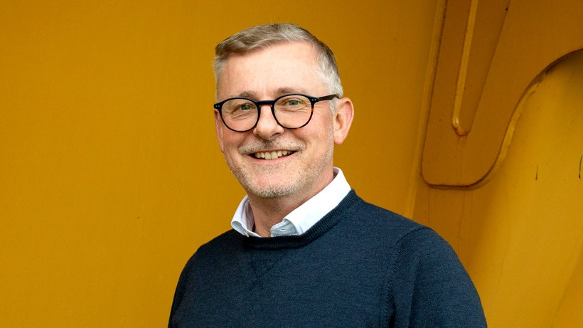 Paul Viney, Chief Financnial Officer