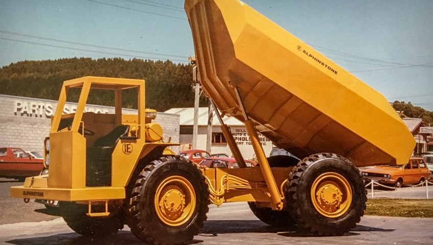 Elphinstone AD13 Articlulated Dump Truck