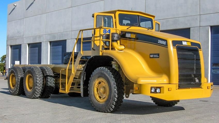 Elphinstone Haulmax 3900 Chassis
