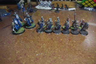 The army I took to my first tournament