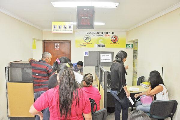 El recaudo de impuestos de este año fue satisfactorio, según lo manifestado por la Secretaría de Hacienda Municipal.