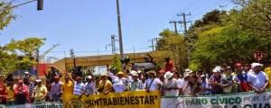 protesta en La Guajira