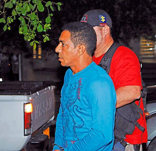 Agustín Oñate Rodríguez, recapturado por la Fiscalía del CTI en la capital del Atlántico. Foto archivo /EL PILÓN.