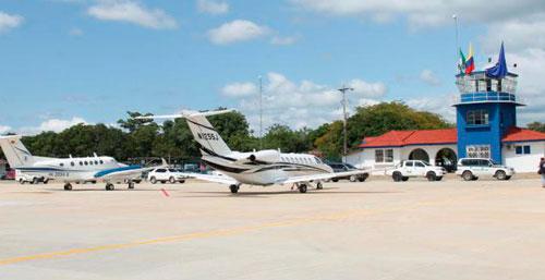 Alianza Verde considera que el Aeropuerto Hacaritama se puede convertir en un 'elefante blanco'. Foto: Archivo.
