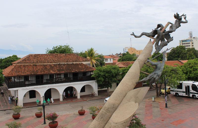 Valledupar actualmente cuenta con 500.000 habitantes y además es reocnocida por ser la 'capital mundial del vallenato'.Joaquín Ramírez | EL PILÓN