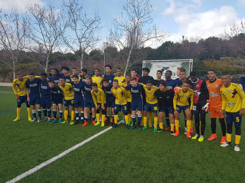 Este fue el último equipo que representó a Valledupar y Colombia en el torneo Youth Cup.