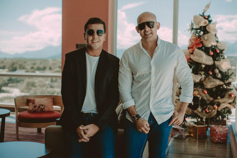 Mario Fuscaldo es nacido en Valledupar, al igual que su nuevo mánager, Camilo Guerra.