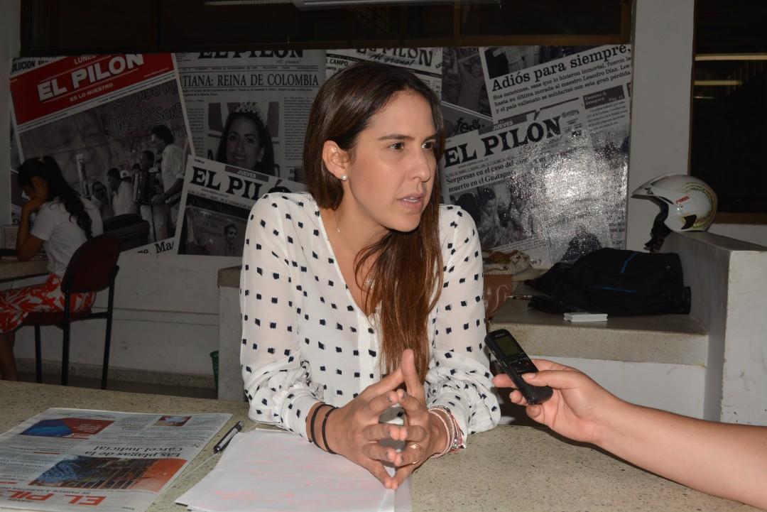 La presidenta de la Agencia Nacional de Minería, Silvana Habib Daza, explicó en detalle lo que significa la prórroga por 20 años de la explotación minera en el Cesar de la compañía Drummond.
