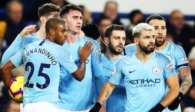 El Kun y Bernardo Silva fueron las figuras del encuentro, el primero por los goles y el segundo por las asistencias.