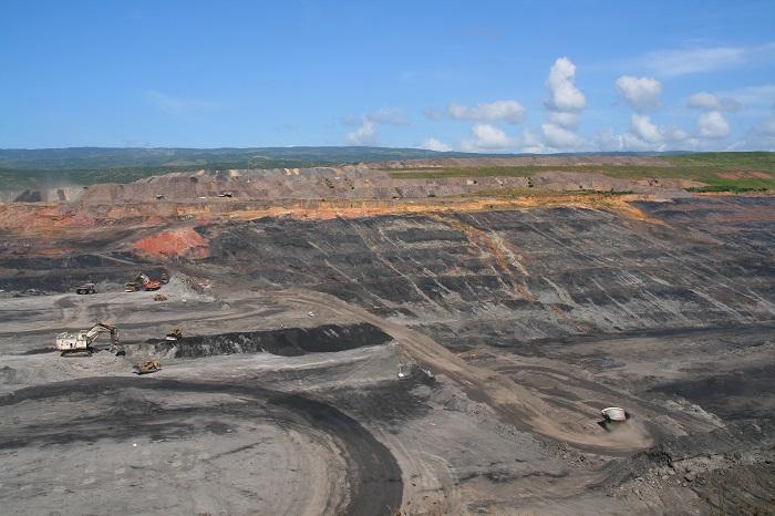 La exportación de carbón cayó el año pasado en Cerrejón.