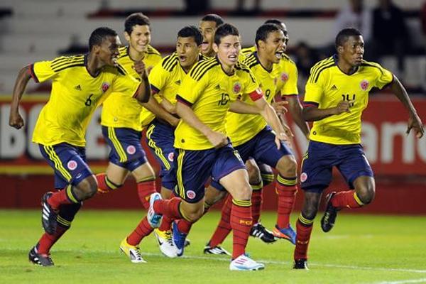 Colombia Sub 20: La Selección Colombia Jugará Su Décimo Mundial Sub 20