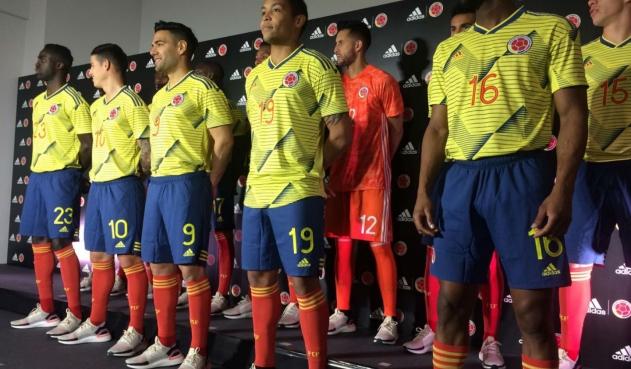 Conoce La Nueva Camiseta De La Selección Colombia Para La
