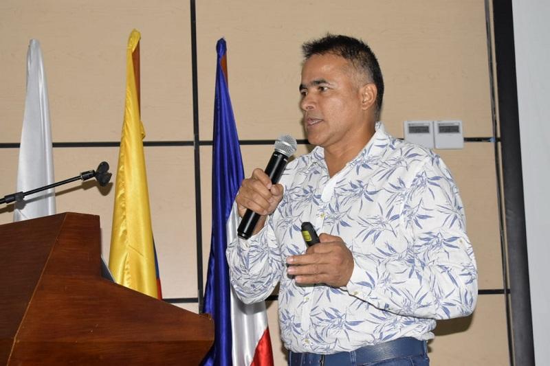 Carlos Llanos.    Foto: Sergio Mcgreen.