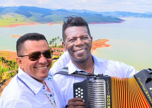 Victor Reyes y 'Chiche' Morales.  Cortesía.
