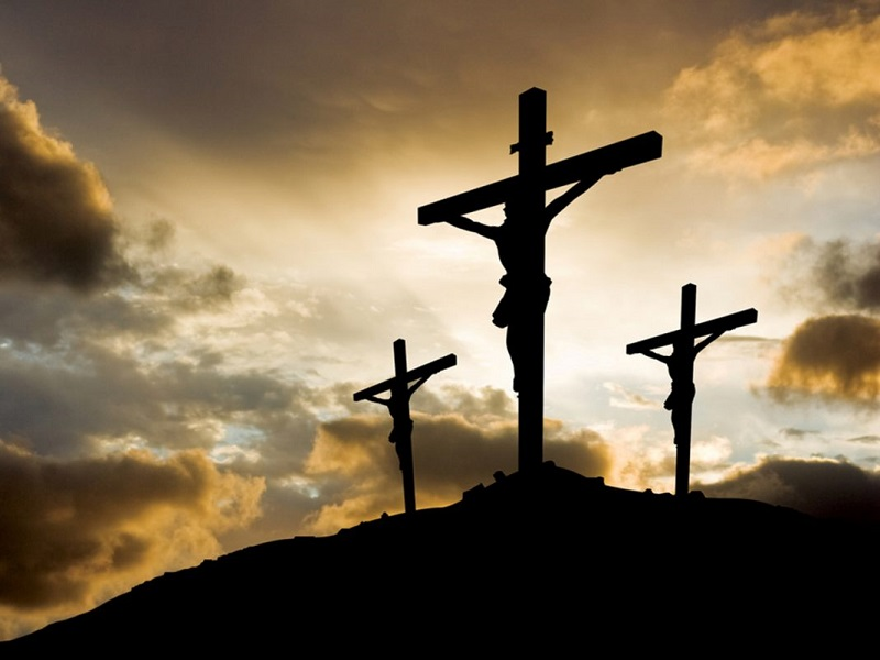 Los católicos se preparan para conmemorar la pasión y muerte de Jesucristo.   Imagen de referencia.