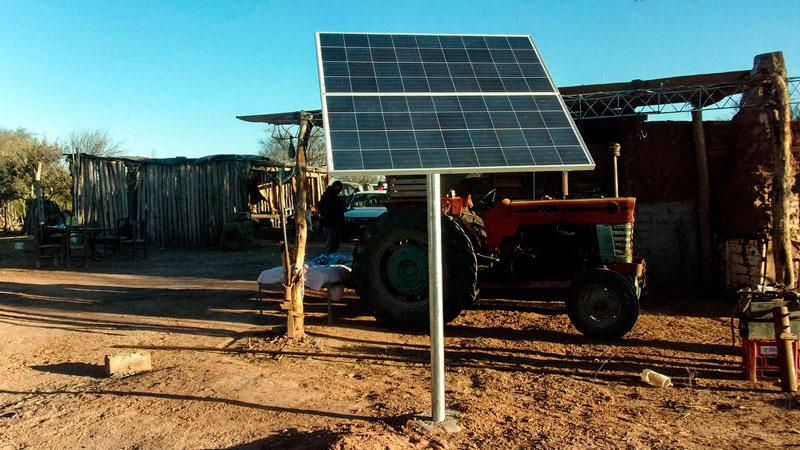Los paneles solares sustituirán las plantas de combustibles.