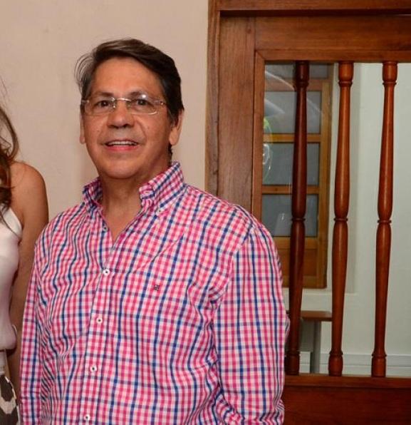 Jorge Hernández de Castro, gerente de Gases del Caribe zona Cesar.  CORTESÍA.