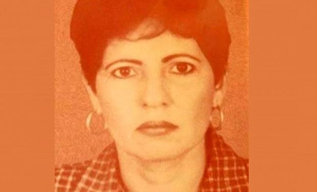 Amparo Jiménez, periodista asesinada en Valledupar.
