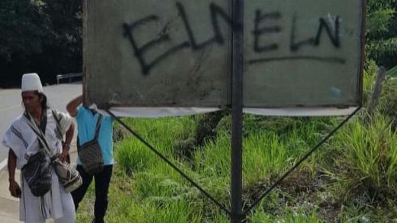 Recién se conocieron las posibles amenazas a un candidato a la Alcaldía de Pueblo Bello.  FOTO: CORTESÍA