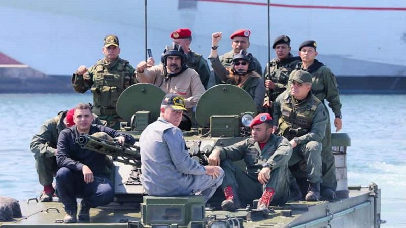 Resultado de imagen para guerra entre colombia y venezuela