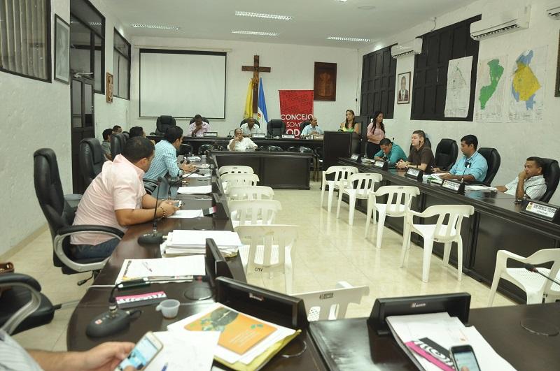 """""""Durante las primeras sesiones del año, el concejo deberá escoger al personero mediante una votación interna""""   FOTO/ ARCHIVO."""