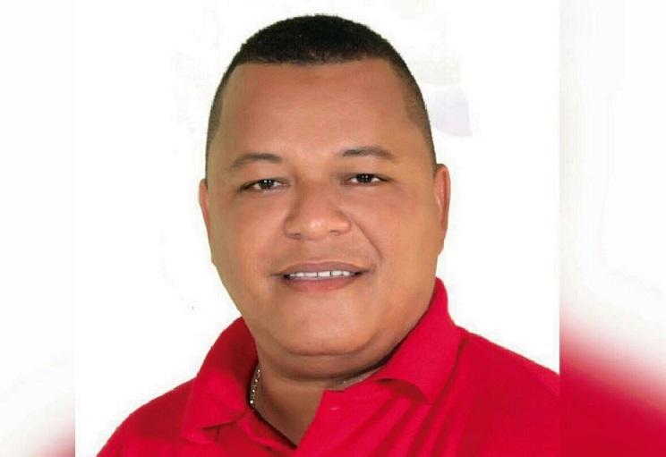 Luis Hernando Lascarro, alcalde electo de Tamalameque, Cesar, 2021 - 2023.   FOTO/CORTESÍA.