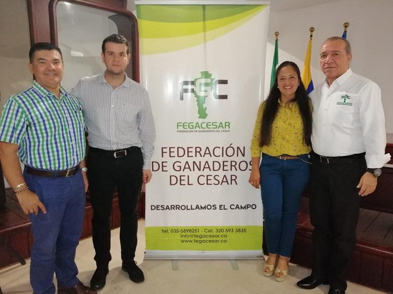 Gobierno Nacional socializó iniciativa de seguros para el sector ganadero.  FOTO/ CORTESÍA.