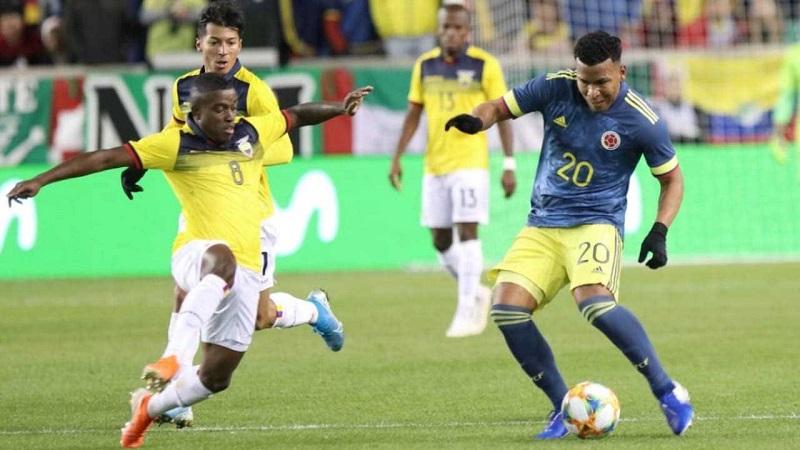 La selección Colombia enfrentará en su debut a un jóven equipo ecuatoriano que se encuentra en recambio generacional. FOTO/CORTESÍA.
