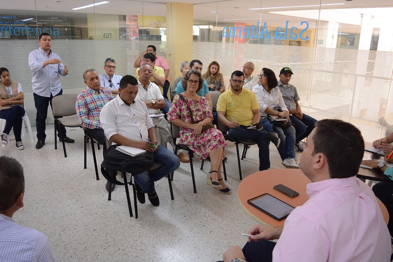 La instauración de una mesa técnica es una de las iniciativas de la Mesa del Árbol.