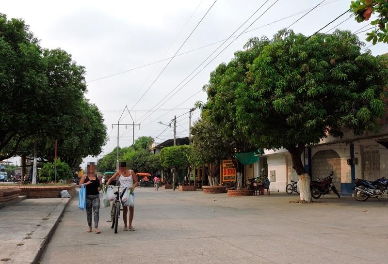 Pelaya es el único municipio del Cesar donde hasta ahora propagaron los panfletos.