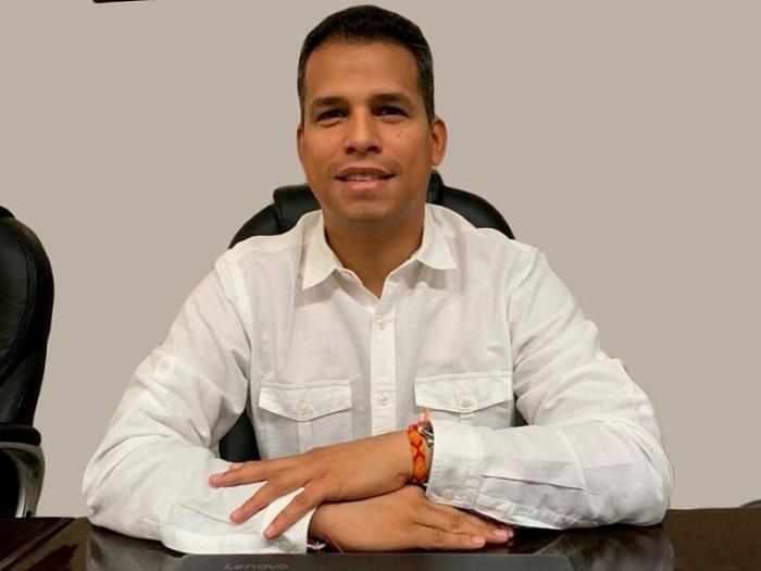 Luifer Quintero, presidente del Concejo de Valledupar.   FOTO/ARCHIVO.