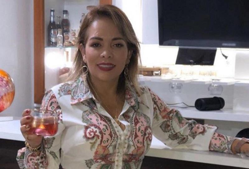 Sandra Barrios.