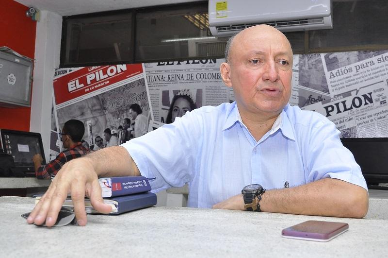 El reconocimiento lo hará la Universidad Simón Bolívar.   FOTO/JOAQUÍN RAMÍREZ.